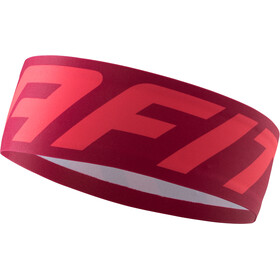 Dynafit Performance Dry Slim Headband fluo pink